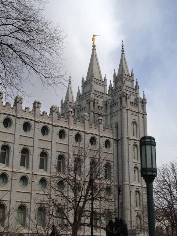 Mormon Temple, SLC