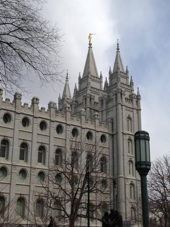 Mormon Temple, SLC