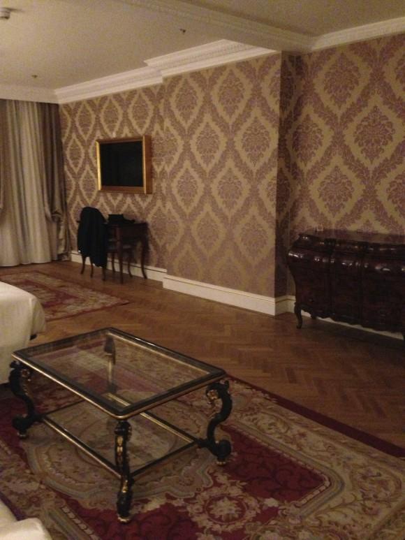 Jr Suite Bedroom Hotel ai Reali