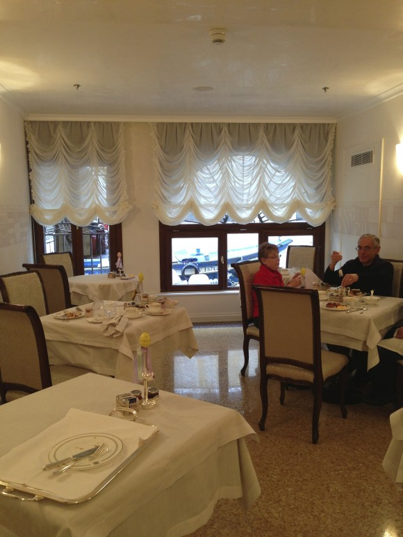 Breakfast room Hotel ai Reali